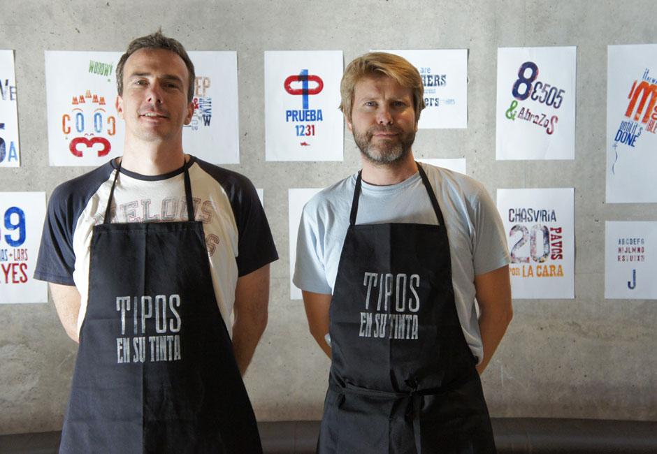 Matthias y Lars