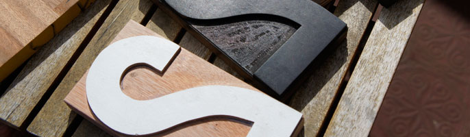 Creando nuevas letras